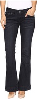 Rock and Roll Cowgirl Trouser Low Rise Jeans in Dark Wash W8-9630