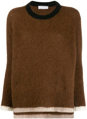 Societe Anonyme Ferni soft knit jumper
