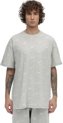 Nike Nrg Swoosh Logo T-Shirt