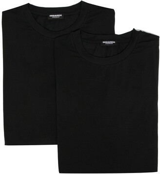 DSQUARED2 two-pack classic T-shirt set