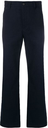 Acne Studios Workwear Straight Trousers