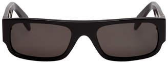RetroSuperFuture Black Smile Sunglasses