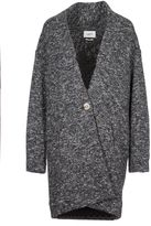 Etoile Isabel Marant Isabel Marant Single Button Coat