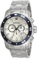 Invicta Men's 80058 Pro Diver Quartz 3 Hand