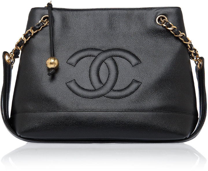 C&C California CHANEL REWIND Large CC Shoulder Bag