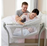 Summer Infant By Your Bed Crib - Grey