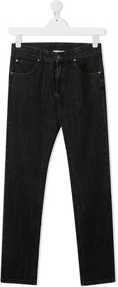 Stella Mccartney Kids TEEN skinny fit denim jeans