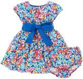 Polo Ralph Lauren Girls Dress Floral