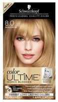 Schwarzkopf Permanent Hair Color Ultime Iconic Blondes - 8.0 Medium Blond