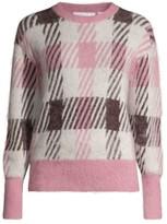 BOSS Friedania Brushed Wool Alpaca Blend Sweater
