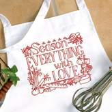 Dimensions Needlecrafts Stamped Cross Stitch, Season Apron