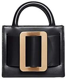 Boyy Women's Extra-Small Buckled Leather Crossbody Bag