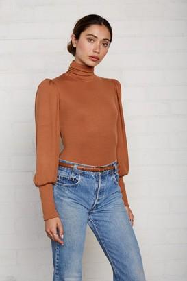 Rachel Pally Luxe Rib Eloise Bodysuit