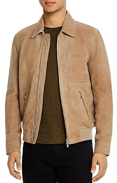 7 For All Mankind Regular Fit Harrington Jacket