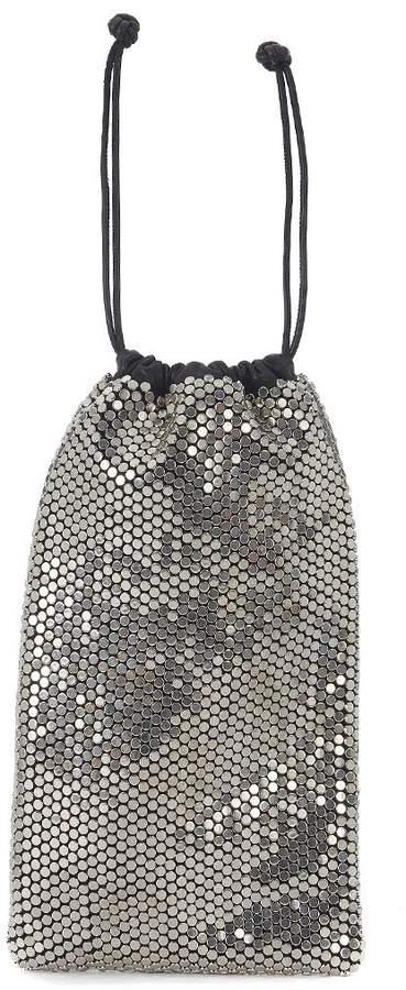 Alexander Wang Ryan Leather Jewel Dustbag With Studs