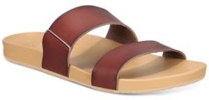 Reef Cushion Bounce Vista Pool Slides Women's Shoes