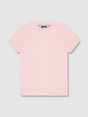 Tom & Teddy Boys Pink T-Shirt