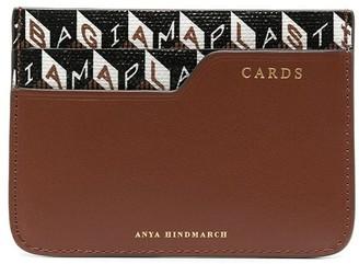 Anya Hindmarch Logo Print Cardholder