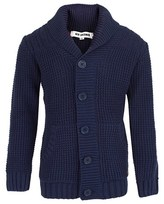 Ben Sherman Navy Shawl Collar Cardigan