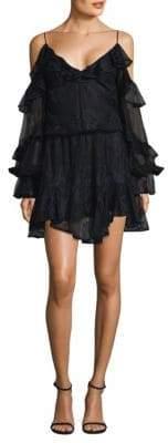 Alexis Magna Organza Mini Dress