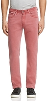 Paige Federal Slim Fit Jeans in Radish