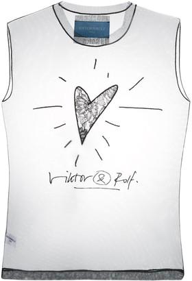 Viktor & Rolf Love blouse