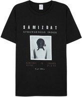 Yang Li Samizdat Printed Cotton T-shirt