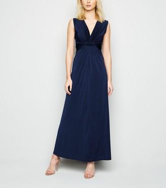 New Look Mela Sleeveless Maxi Dress