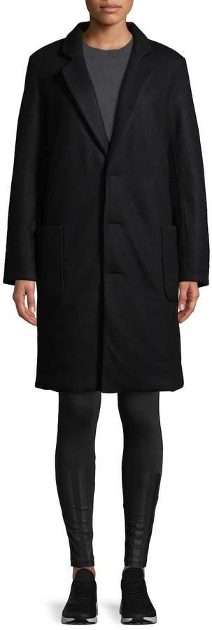 Y-3 Women's Wool Car Coat