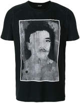 Tom Rebl portrait print T-shirt