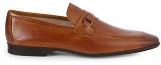 Magnanni Cuero Leather Loafers