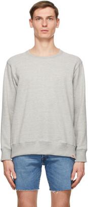 Bather Grey Crewneck Sweatshirt