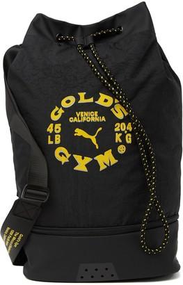 Puma x Gold's Gym Drawstring Backpack