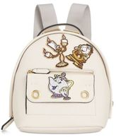 Danielle Nicole Disney By Mila Mini Beauty And The Beast Backpack with Patches