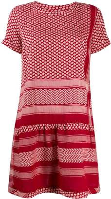 Cecilie Copenhagen short sleeved cotton dress
