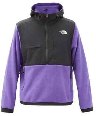 The North Face Denali 2 Fleece-panelled Jacket - Purple