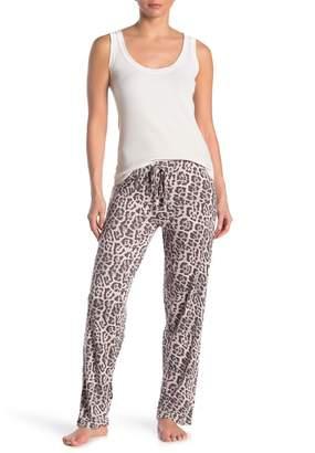 Jessica Simpson Animal Print Lounge Pants