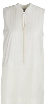 Moncler Zipped mini dress