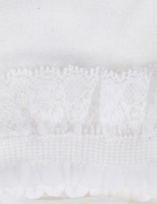 Falke Romantic lace fold over ankle socks
