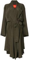 Vivienne Westwood 'Gabelle' coat - women - Silk - S