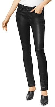 Habitual Cressa High Rise Skinny Jeans in Black Coating