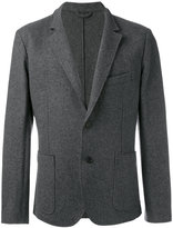 Ami Alexandre Mattiussi unlined soft two button jacket - men - Polyamide/Virgin Wool - 48