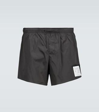 "Satisfy Long Distance 3"" running shorts"