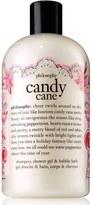 philosophy 'Candy Cane' Shampoo, Shower Gel & Bubble Bath