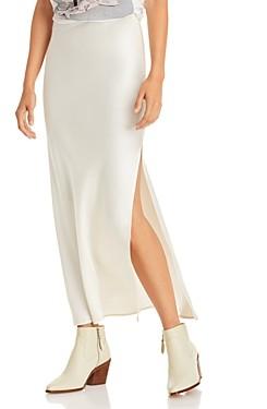 Anine Bing Noel Silk Skirt