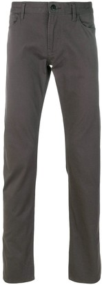 Armani Jeans straight-leg chinos