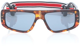 Carrera Exclusive to Mytheresa a square sunglasses