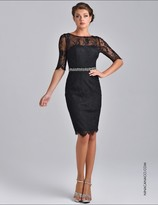 Nina Canacci - M214 Dress in Black