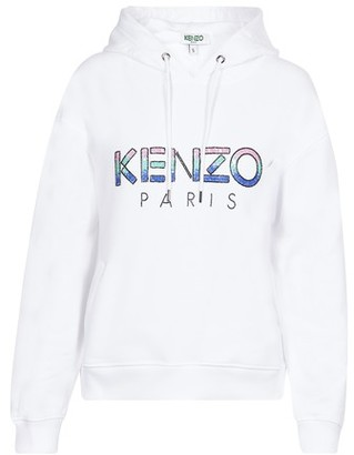 Kenzo hoodie with sequins