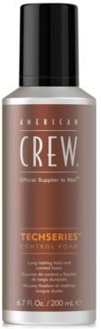 American Crew Techseries Control Foam, 6.7-oz, from Purebeauty Salon & Spa